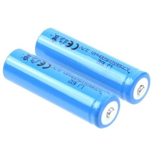 12633 3.7V,1500mAH (Li-ion Batteries) 2pcs