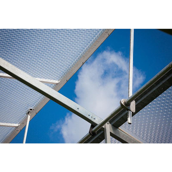 GF-SOL-STK04 SolaWrap Greenhouse Covering (per lineal foot)