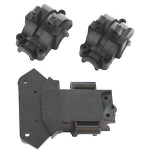 16017 Front Gear Box Assembly and Rear Gear Box Cover