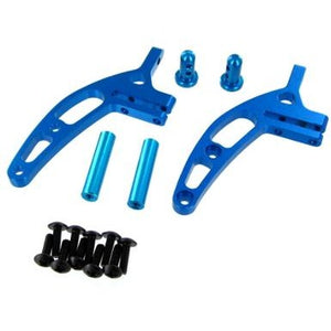 166644 Aluminum Wing Stay, Blue