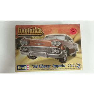 1/25th scale 1958 Chevy Impala 2 'n 1 Lowrider from Revell - Swasey's Hardware & Hobbies