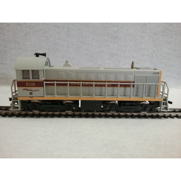 HO Scale Model Power Alco 1000 Erie Lackawanna Locomotive #509 - Swasey's Hardware & Hobbies