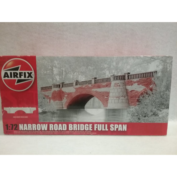 A75011 1/72 Scale Airfix Narrow Road Bridge Full Span