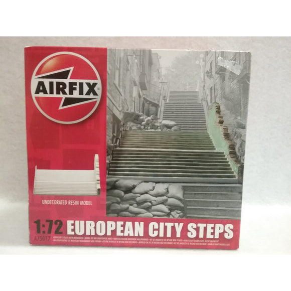 1/72 Scale Airfix European City Steps