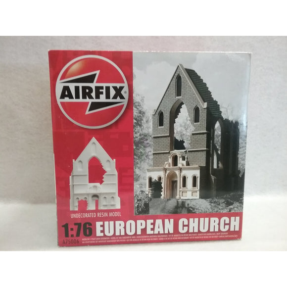 1/76 Scale Airfix A75006 European Church