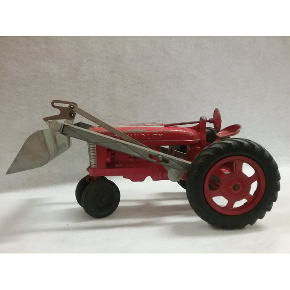 Hubley Toys #500 Farm Tractor