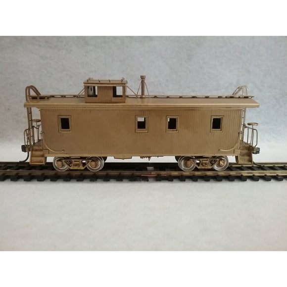 HO Scale Iron Horse Brass Southern Pacific C-30-3 Caboose