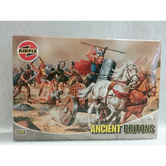 1/72 Scale Airfix A01734 Ancient Britons
