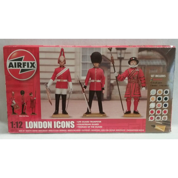 1/12 Scale Airfix A50131 London Icons