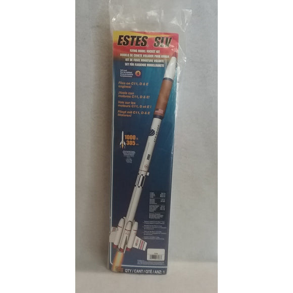Estes Flying Model Rocket Kit Estes SLV