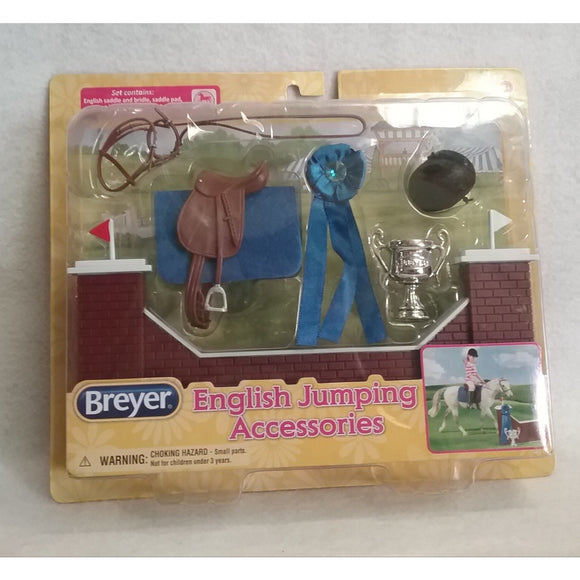1/12 Scale Breyer 61072 English Jumping Accessories