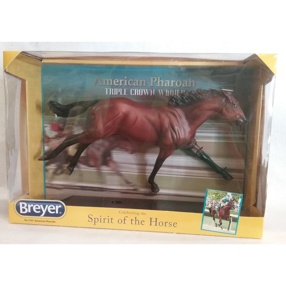 1/9 Scale Breyer 1757 RETIRED American Pharoah