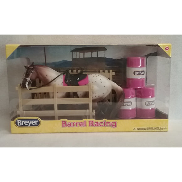 1/12 Scale Breyer 61089 Classics Series  Barrel Racing