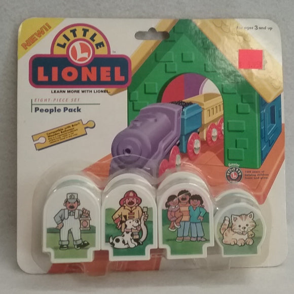 Lionel 7-75001 Little Lionel People Pack