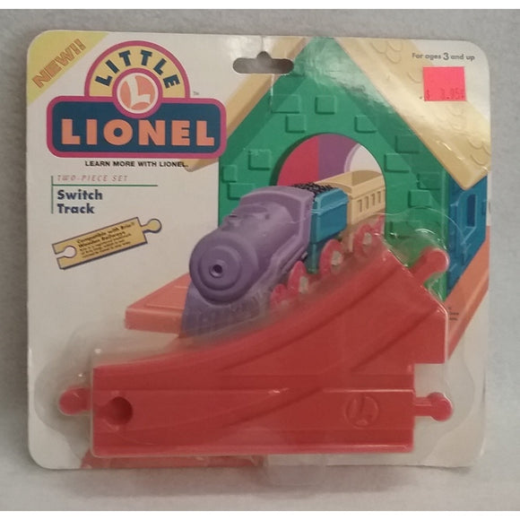 Lionel 74002-2 Little Lionel Switch Track