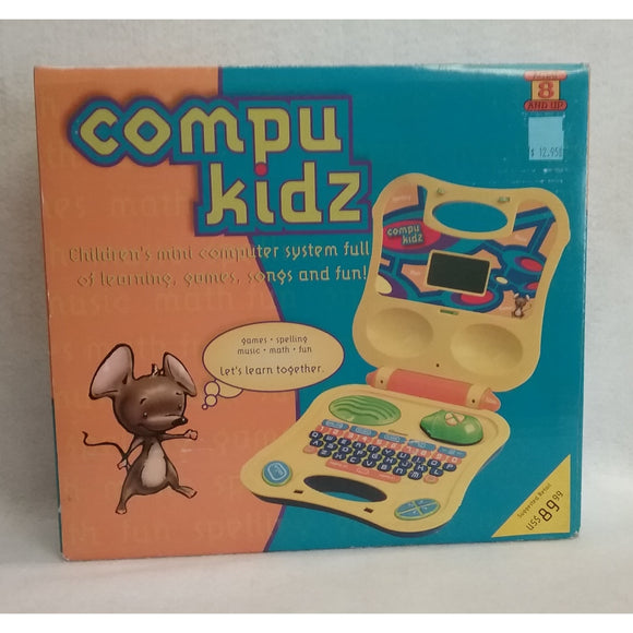 CompuKidz 1203731 Children's Mini Learning Computer