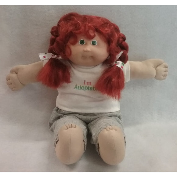 Coleco 1978-1982 Cornsilk Cabbage Patch Kid Doll