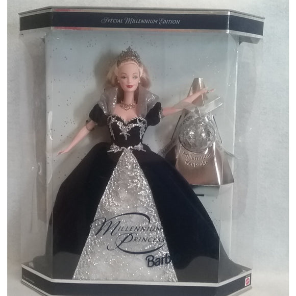 Mattel 1999 Millennium Princess Barbie
