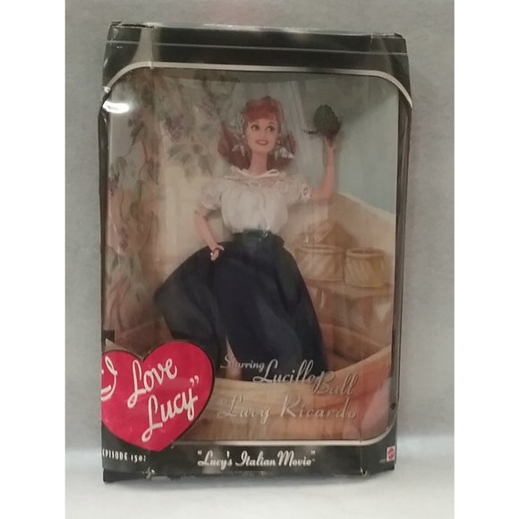 Mattel No.25527 I Love Lucy Lucy's Italian Movie