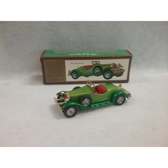 1/44 Scale 1974 Lesney Matchbox Models Of Yesteryear No.Y-14 1931 Stutz Bearcat