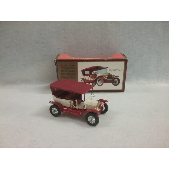 1/42 Scale 1973 Lesney Matchbox Models Of Yesteryear No.Y-1  1911 Model