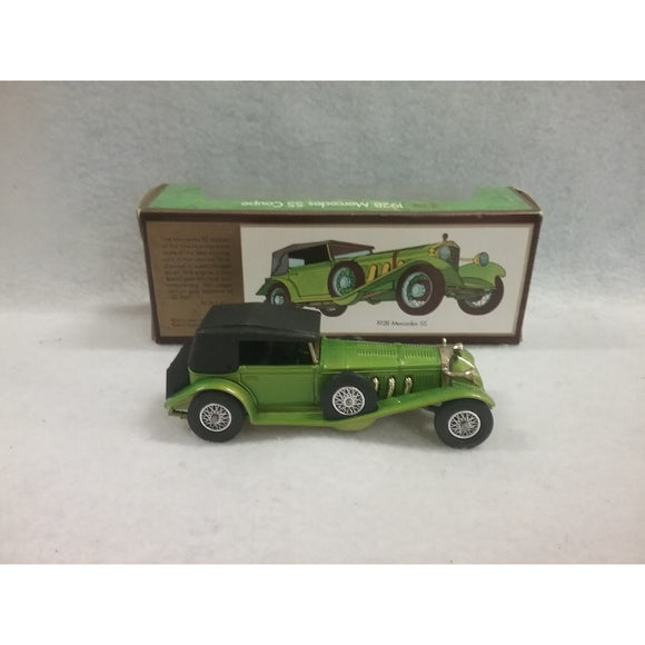 1/45 Scale 1973 Lesney Matchbox Models Of Yesteryear No.Y-16 1928 Mercedes SS Co