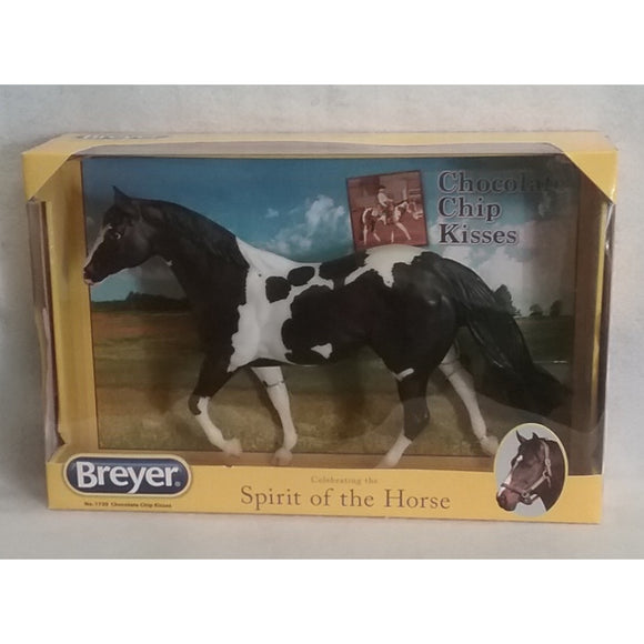 1/9 Scale Breyer No. 1739 Chocolate Chip Kisses