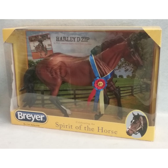 1/9 Scale Breyer No. 1718 Harley D Zip