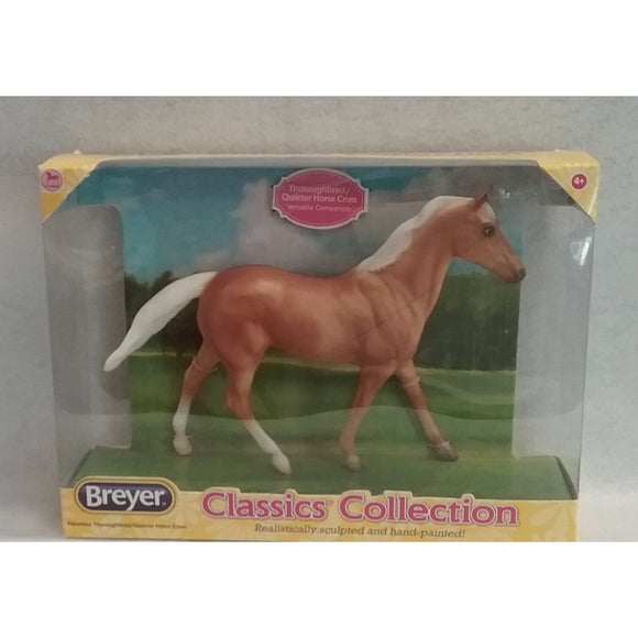 1/12 Scale Breyer No.932 Palomino Thoroughbred/Quarter Horse Cross