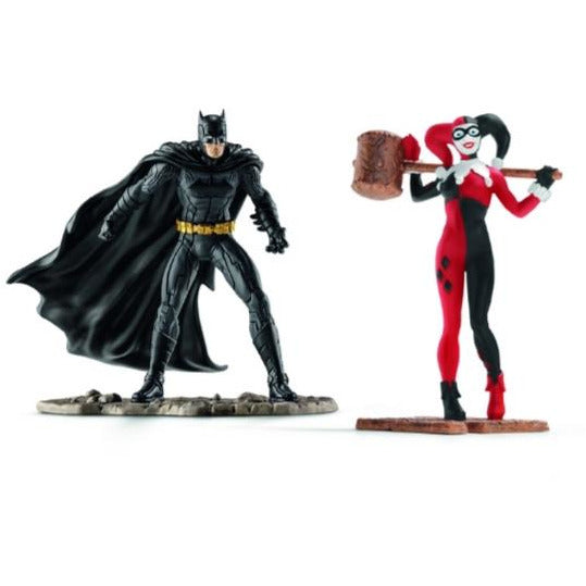 Schleich No.22514  Batman  VS  Harley Quinn
