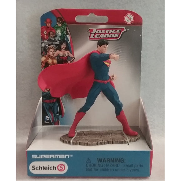 Schleich No.22504 Justice League  Superman Fighting