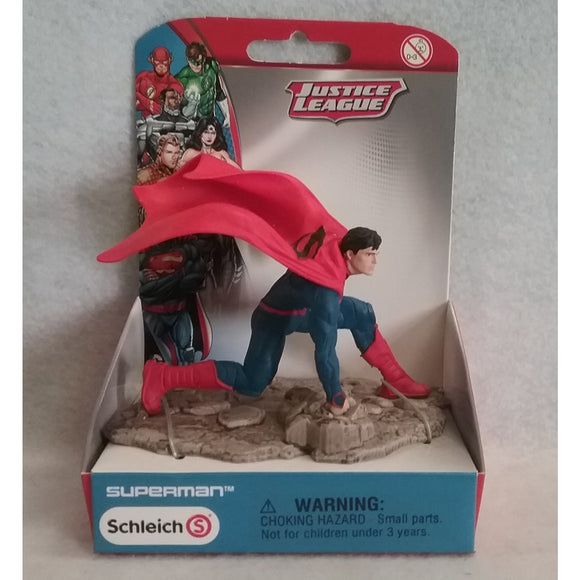 Schleich No.22505 Superman Kneeling