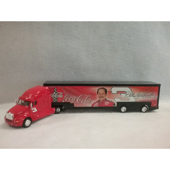 1/50  Scale Action Toys Dale Earnhardt Coca-Cola Kenworth Transport