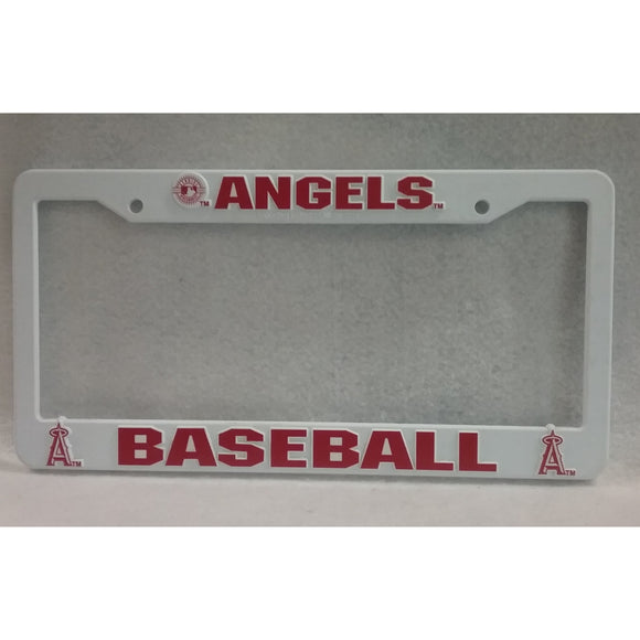 Rico/Tag Express MLBP 2009 Angels Baseball License Plate Frame