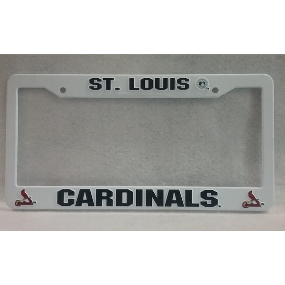 Rico/Tag Express MLBP 2009 St. Louis Cardinals License Plate Frame