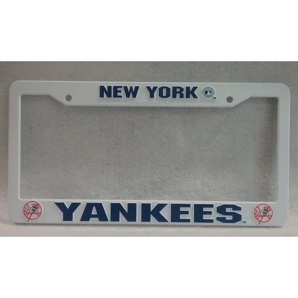 Rico/Tag Express MLBP 2008 New York Yankees License Plate Frame