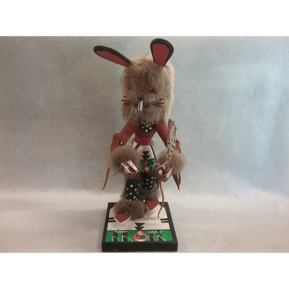 Hopi Indian Kachina Doll Handmade By Cindy Kachada