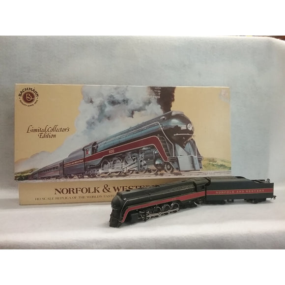 CLEARANCE-HO Scale  Bachmann No.41-0658-A4  Norfolk And Western Class J