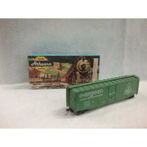 Athearn Evergreen 50' Plug Door Boxcar