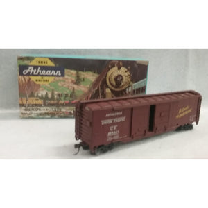 Athearn Union Pacific 50' Double Door Boxcar #455661