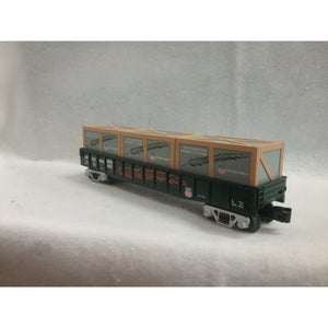 MTH Rail King 30-72110 Western Pacific Gondola w/LCL Containers