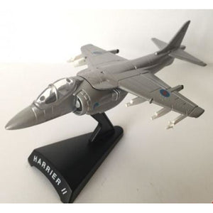 1/100 Scale Model Power 5337  Die Cast McDonnell Douglas AV-8B Harrier II