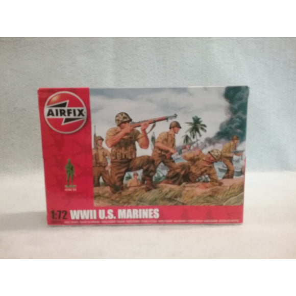 1/72 Scale Airfix No.A00716  WWII U.S. Marines