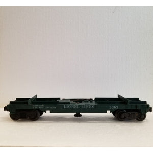 O Gauge Lionel  Log Dump Car No.3362