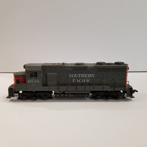 HO Scale Athearn Southern Pacific GP-40 Locomotive No.6539
