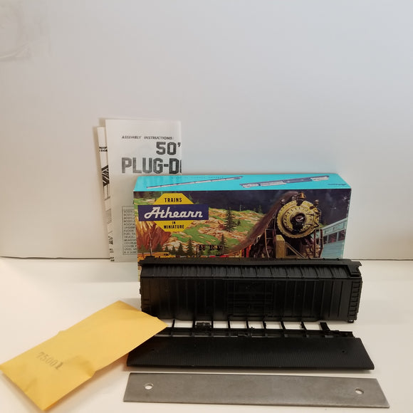 HO Scale Athearn No.1336 50 Foot Box Car Undercoated