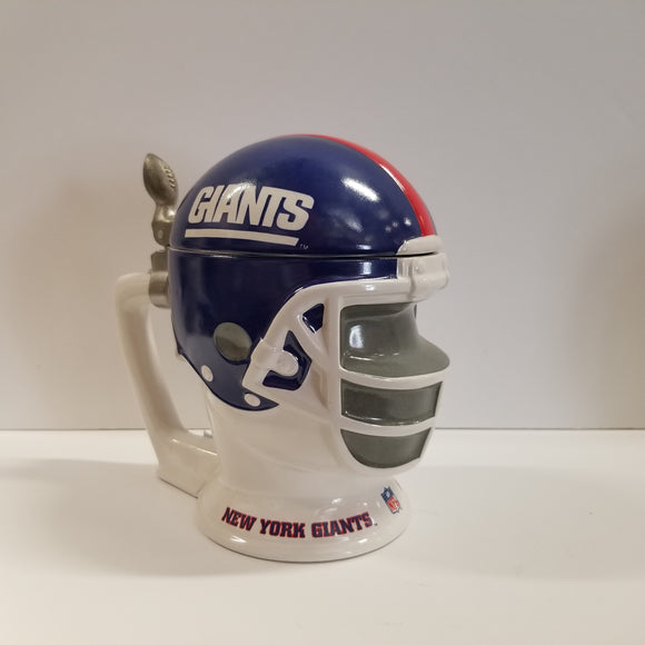 Longton Crown NFL New York Giants Helmet Stein