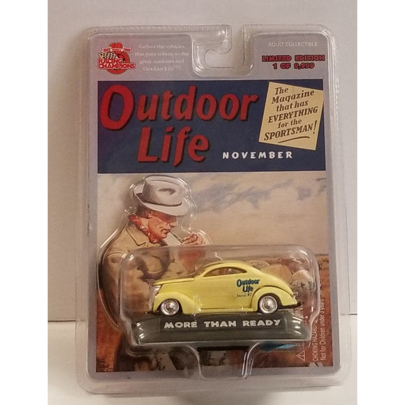 1/64 Scale Racing Champions No.7 Outdoor Life November