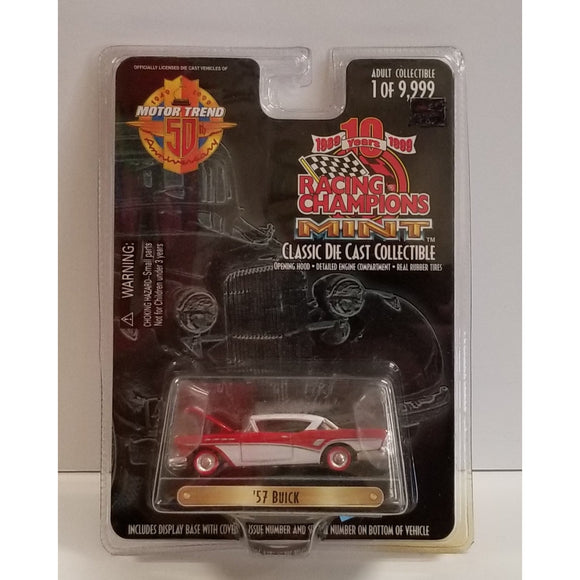 1/64 Scale Racing Champions No.198 '57 Buick