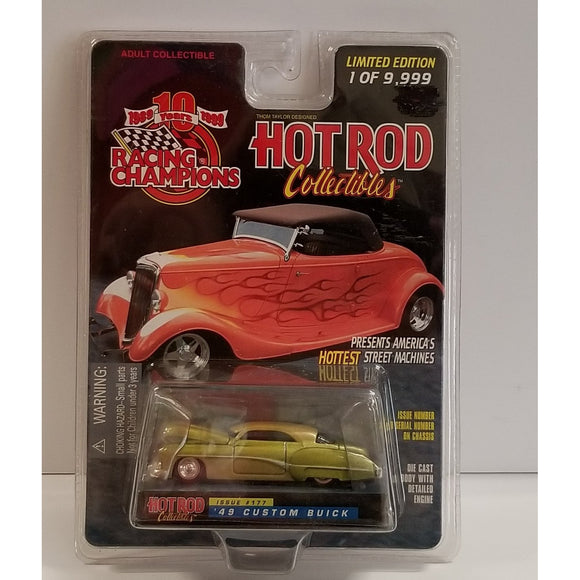 1/64 Scale. Racing Champions No.177 Hot Rod Series '49 Custom Buick
